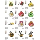 12 Angry Birds Embroidery Designs Collections 06