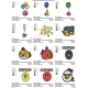 12 Angry Birds Embroidery Designs Collections 08