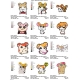 12 Hamtaro Embroidery Designs Collections 02