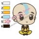 Aang Avatar The Last Airbender Embroidery Design 02