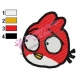 Angry Birds Space Embroidery Design 03