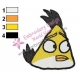 Angry Birds Space Embroidery Design 05