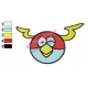 Angry Birds Space Embroidery Design 12
