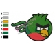Angry Birds Space Embroidery Design 23