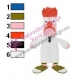Beaker Muppets Embroidery Design 05
