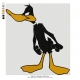 Daffy Duck Embroidery Bird 08