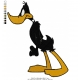 Daffy Duck Embroidery Bird 11