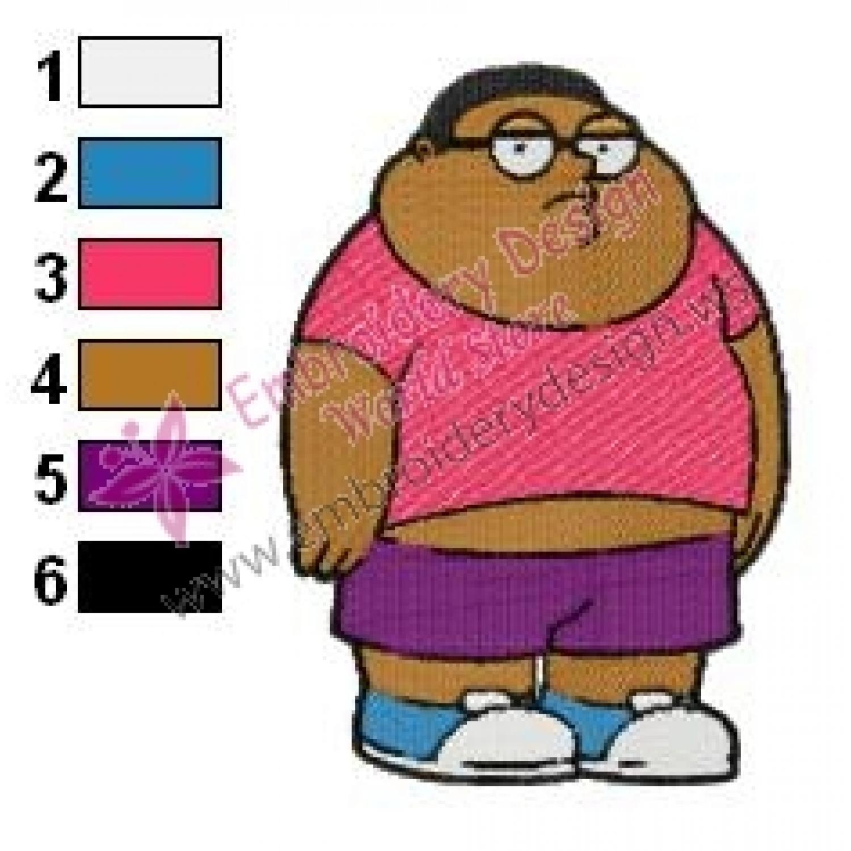 Cleveland Family Guy
