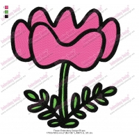 Flower Embroidery Design 59