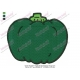 Green Pumpkin Vegetable Embroidery Design