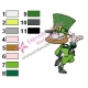 Leprechaun Embroidery Design