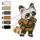 Master Shifu Embroidery Design 06