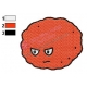 Meatwad Aqua Unit Patrol Squad Embroidery Design 02