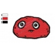 Meatwad Aqua Unit Patrol Squad Embroidery Design 04