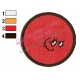 Meatwad Round Logo Embroidery Design
