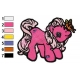 My Little Pony Embroidery Design 03
