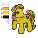 My Little Pony Embroidery Design 04