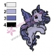 My Little Pony Embroidery Design 14