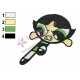 Powerpuff Embroidery Cartoon 28
