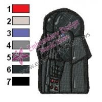 Star Wars Embroidery Design 04